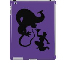 Aladdin and Genie iPad Case/Skin