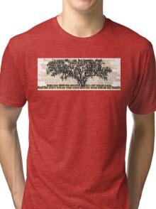 True Detective - Tree of Death Tri-blend T-Shirt