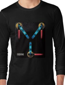Back to the Future - Flux Capacitor Long Sleeve T-Shirt
