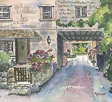 Cottage for Ann by Marsha Elliott