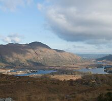 Kerry Mountains Killarney lakes in Ireland 10 by GeorgiaConroy