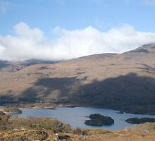 Kerry Mountains Killarney lakes in Ireland 9 by GeorgiaConroy