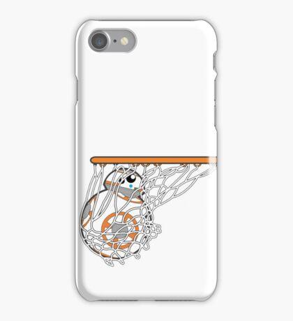 BB-8 Slam Dunk! iPhone Case/Skin
