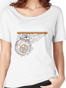 BB-8 Slam Dunk! Women's Relaxed Fit T-Shirt