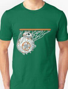 BB-8 Slam Dunk! Unisex T-Shirt