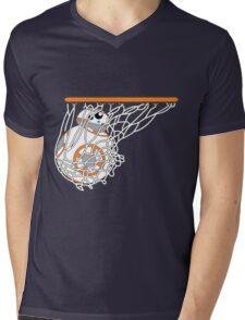 BB-8 Slam Dunk! Mens V-Neck T-Shirt