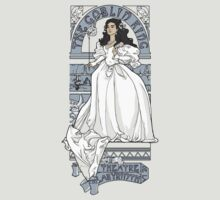 Theatre de la Labyrinth shirt v2 by Karen  Hallion