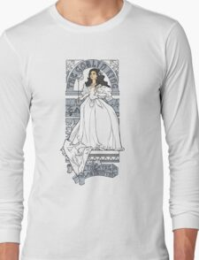 Theatre de la Labyrinth shirt v2 Long Sleeve T-Shirt