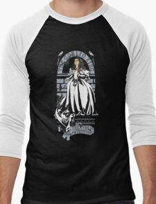 Theatre de la Labyrinth shirt v2 Men's Baseball ¾ T-Shirt