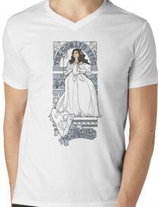 Theatre de la Labyrinth shirt v2 Mens V-Neck T-Shirt