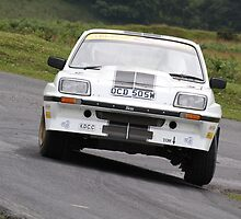 Smith/O'Gorman - Vauxhall Chevette - Harry Flatters Rally, Epynt 2011 by MSport-Images