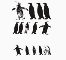 ZOOlogy - Penguin I One Piece - Short Sleeve