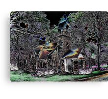 Once Upon A Time...... Canvas Print