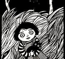 The Dark Dead Meadow by Anita Inverarity