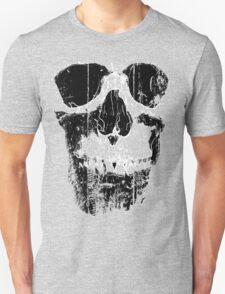 Skull Tee: Black & White T-Shirt