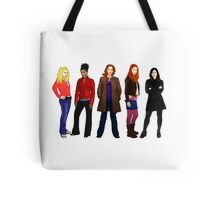 Doctor Who - The Companions Tote Bag