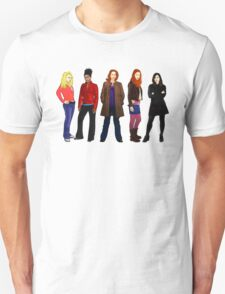 Doctor Who - The Companions T-Shirt