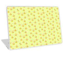 Gold Angelmon Laptop Skin