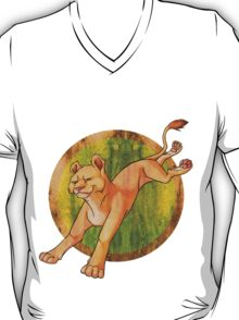 Leaping Lions! T-Shirt