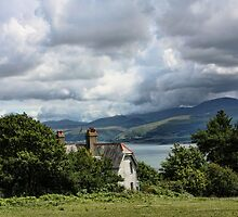 Cottage at Menai by Julesrules