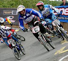 BMX Racing by TimLarge