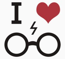 I Heart Harry Potter by thomas1700