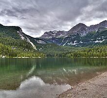 Tovel Lake - Italy by paolo1955