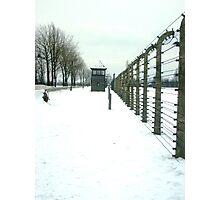 Birkenau Camp, Poland Photographic Print
