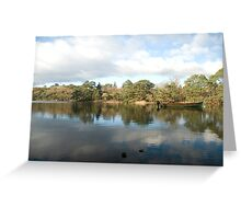 Kerry Mountains Killarney lakes in Ireland 18 Greeting Card