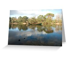 Kerry Mountains Killarney lakes in Ireland 17 Greeting Card