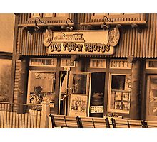 Gatlinburg, Tennessee Series, #5... The Old Timey Photo Shop, 1st Picture Photographic Print