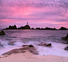 """The Soft Tide at La Corbiere"" by Bradley Shawn  Rabon"