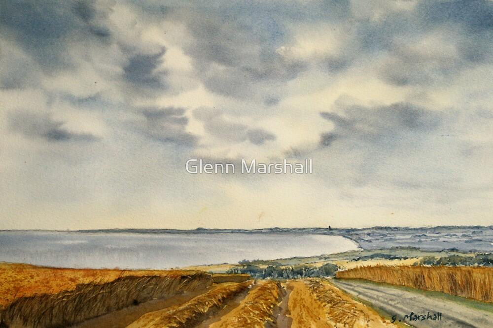 Across the Bay to Barmston by Glenn Marshall