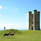 Broadway Tower by Tom Clancy