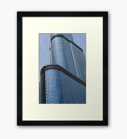 Trump Tower  Framed Print