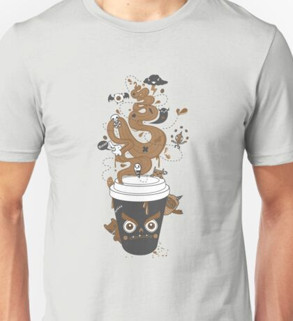 Awaken Coffee Unisex T-Shirt