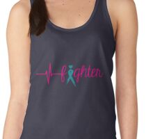 Fighter Women's Tank Top