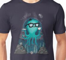 Nerdtopus Octopus Unisex T-Shirt