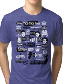Seinfeld Quotes Tri-blend T-Shirt
