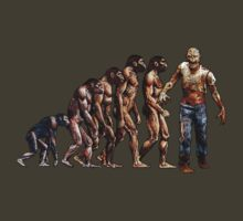 Zombie evolution by adamcampen