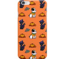 Halloweenie Pets iPhone Case/Skin