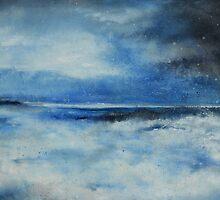 Cerulean Storm by Karen King