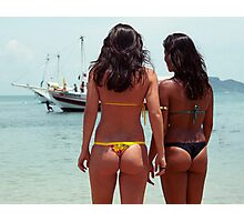 Brazilian Beauties Photographic Print