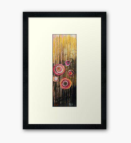 Poppies #2 Framed Print