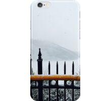 Canada Snow iPhone Case/Skin