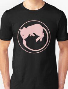 Mew Ouroboros - pink- Unisex T-Shirt