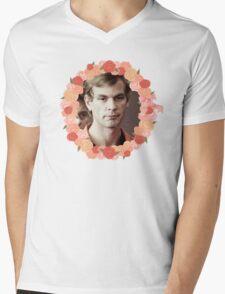 Jeff Mens V-Neck T-Shirt