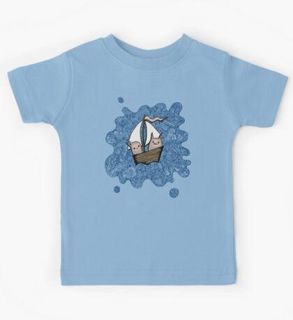 The Boat Trip Kids Tee