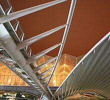 GARE DO ORIENTE. Lisbon by terezadelpilar~ art & architecture