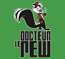 Docteur LePew Kids Clothes